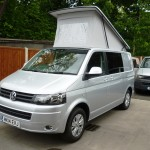 VW T5 4 Berth Camper Conversion Highline